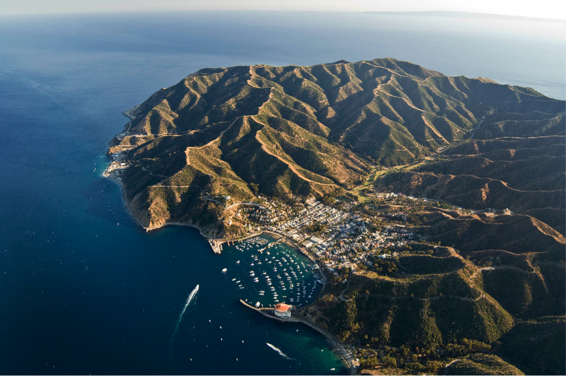 Download this Catalina Island Was Once Connected The California Mainland picture